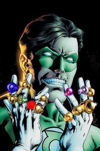 green lantern likes rings