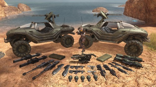 halo weapons