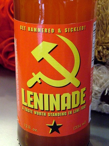 leninade - a taste worth standing in line for