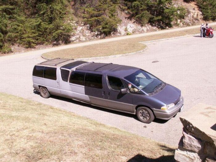 limo van
