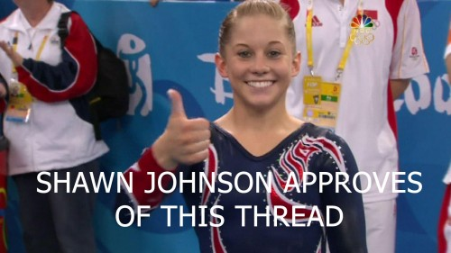 shawn johnson approves of this thread