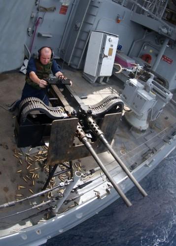 ship machine gun