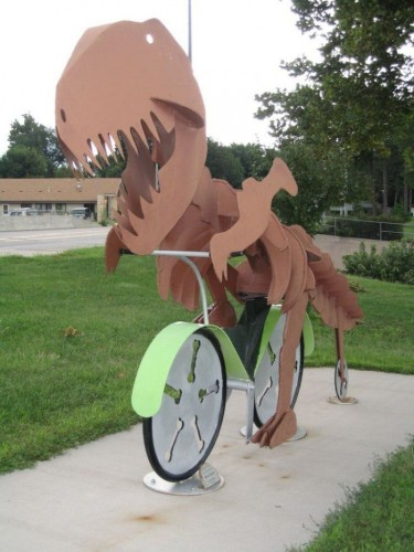 t-rex bike rider. Disclaimer: Unless specifically mentioned in the post,