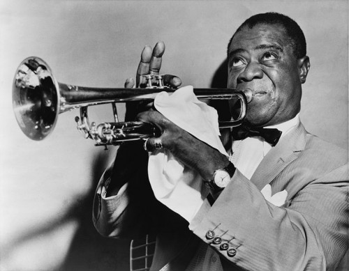 770px Louis Armstrong restored 500x389 Louis Armstrong Sexy Music