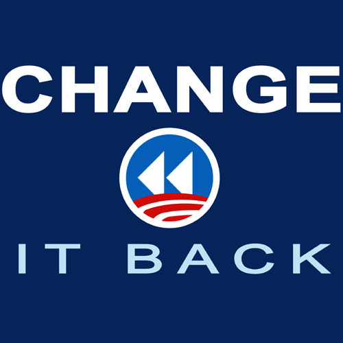 Change It Back