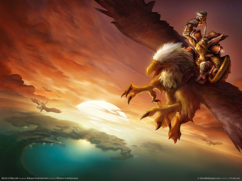 World of Warcraft Air Mount