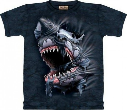 awesome shark shirt 500x432 awesome shark shirt wtf Humor Awesome Things