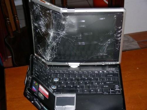 broken laptop 500x375 broken laptop wtf Computers