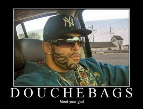 douchebags - meet your gos