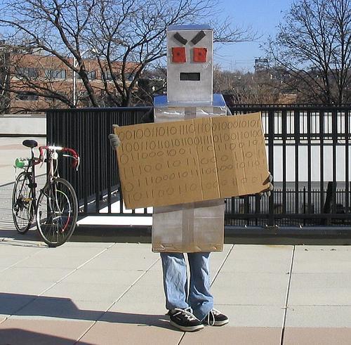 homeless-robot