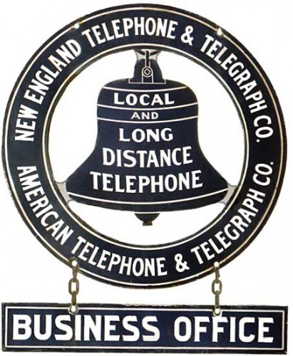 new england telephone and telegraph co