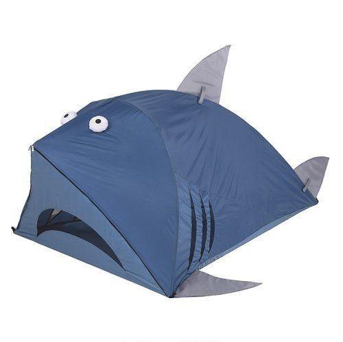 shark tent shark tent wtf Visual Tricks