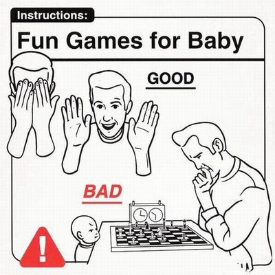 1002 Baby Instructions   Dos & Donts Humor