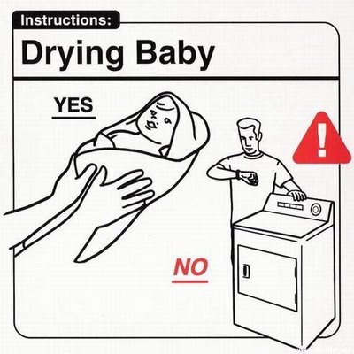 1010 Baby Instructions   Dos & Donts Humor