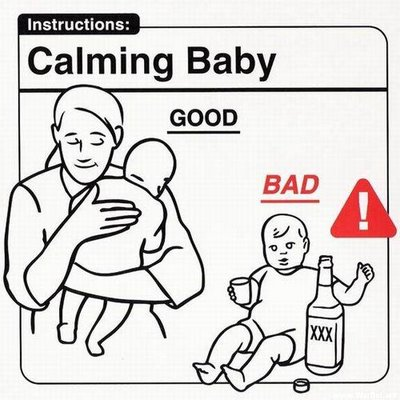 1013 Baby Instructions   Dos & Donts Humor