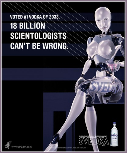 18 Billion Scientologists Can't Be Wrong