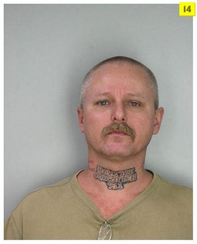 9-11 neck tattoo