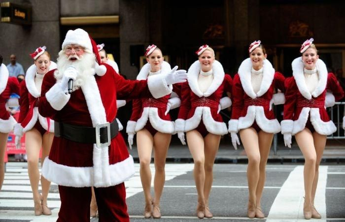 Santa's Sluts