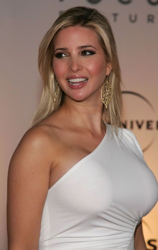 ivana trump - busty white