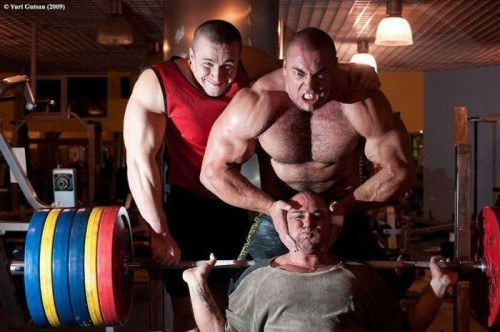 muscle heads