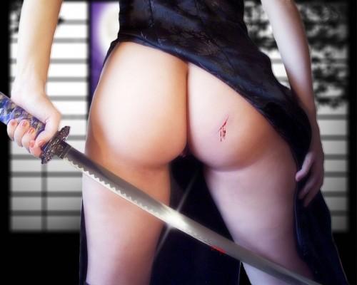 nsfw - cut ass