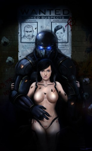 nsfw - wanted robots