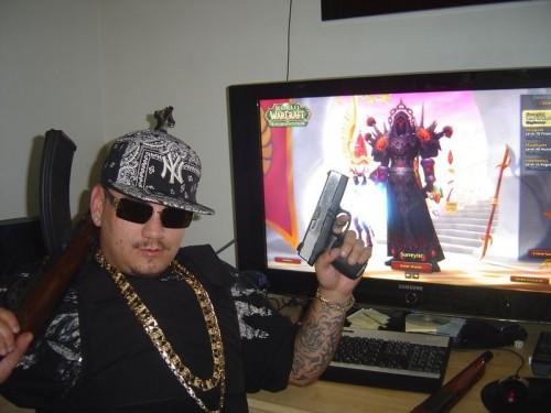 world of warcraft thug