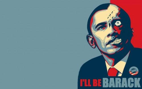 I'll be Barack