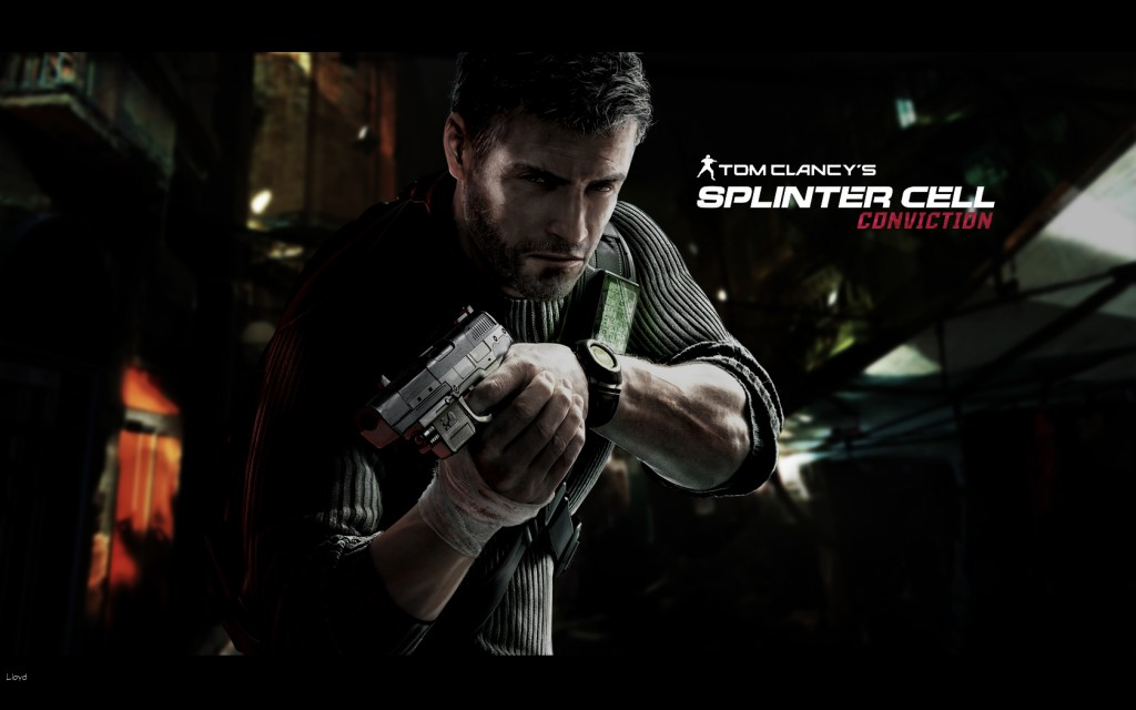 Splinter Cell Conviction Wp 2 by igotgame1075 1024x640 Tom Clancys Splinter Cell