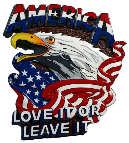america love it or leave it 452x500 america   love it or leave it Humor Fourth Of July forum fodder