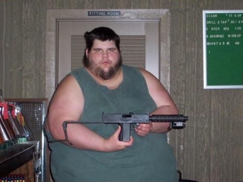 fat man - little gun
