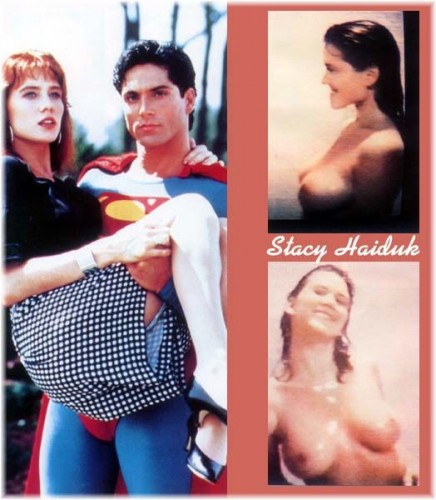 nsfw - Stacy Haiduk was in superboy