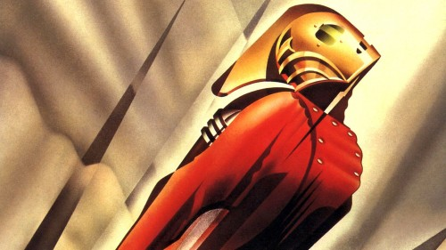 rocketeer wallpaper