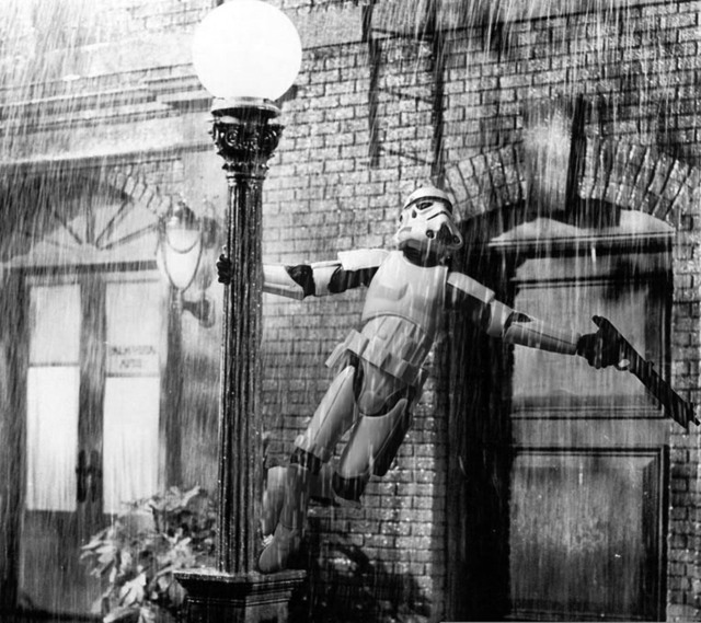 Just Singin' in the Rain