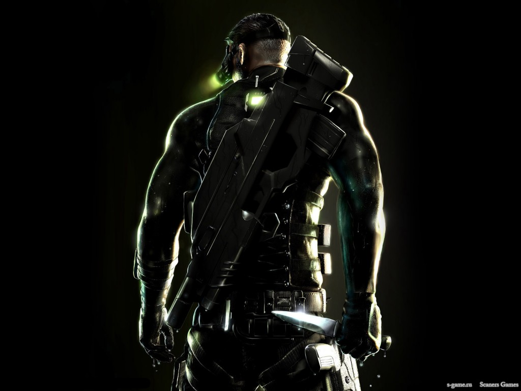 splinter cell chaos theory 1 1024x768 Tom Clancys Splinter Cell