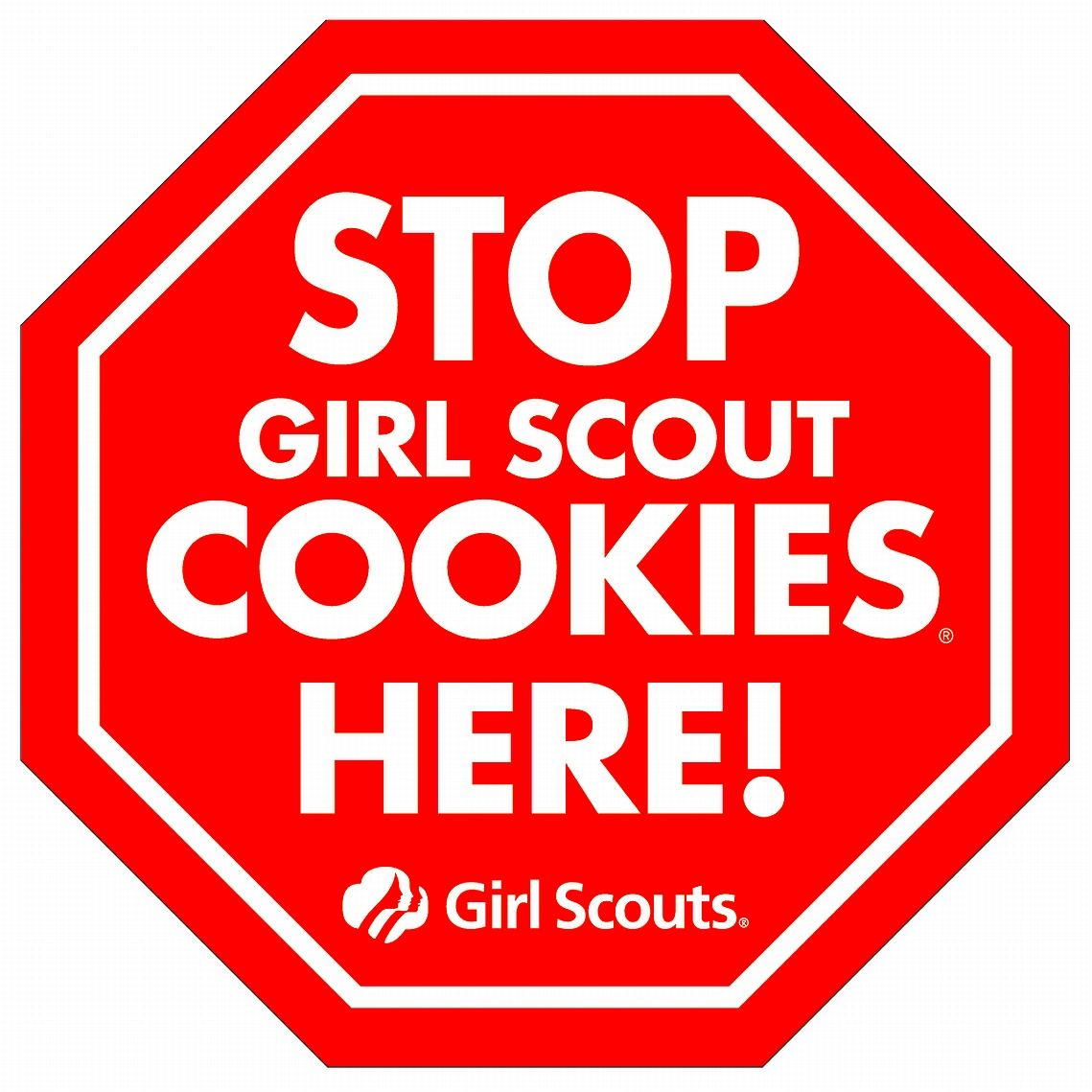 stop girl scout cookies here myconfinedspace