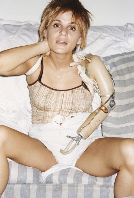 Amy Sedaris suicide blond