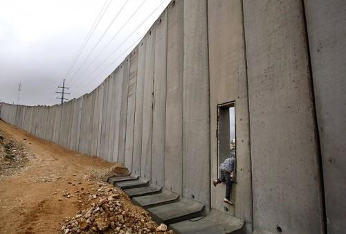 defective wall