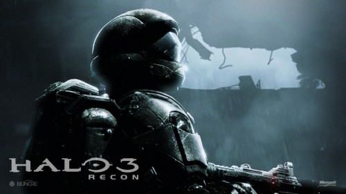 halo 3 - recon