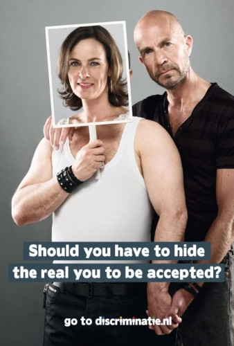 should you have to hide the real you to be accepted - gay