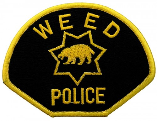 weed police