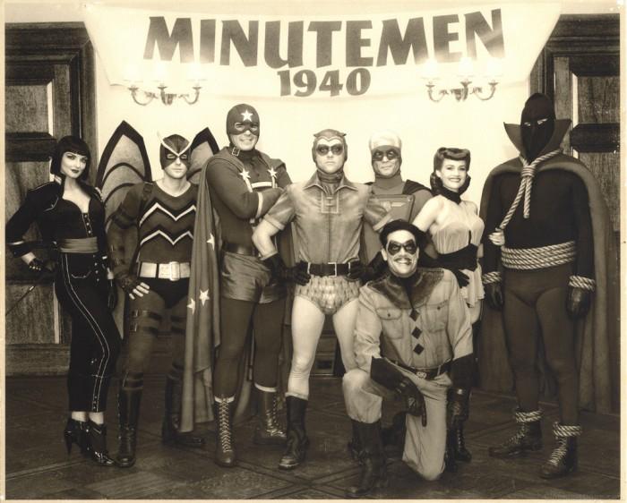 minutemen 1940