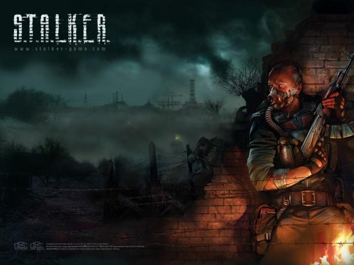 STALKER wallpaper