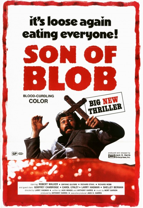 Son of Blob Movie Poster