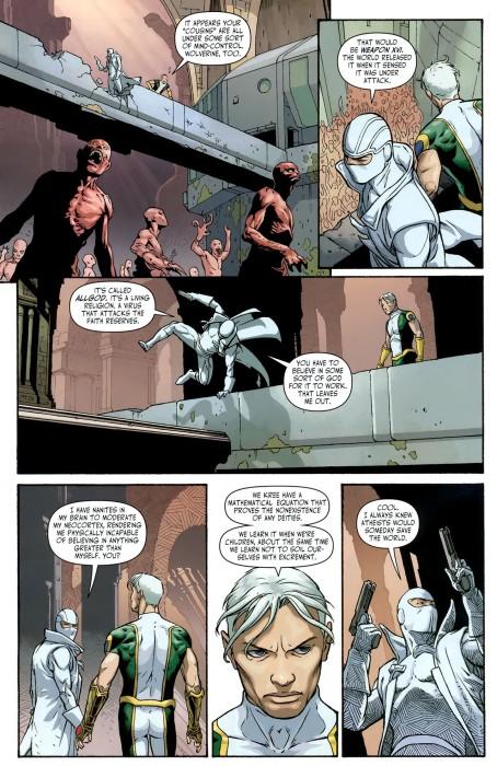 atheist superheroes