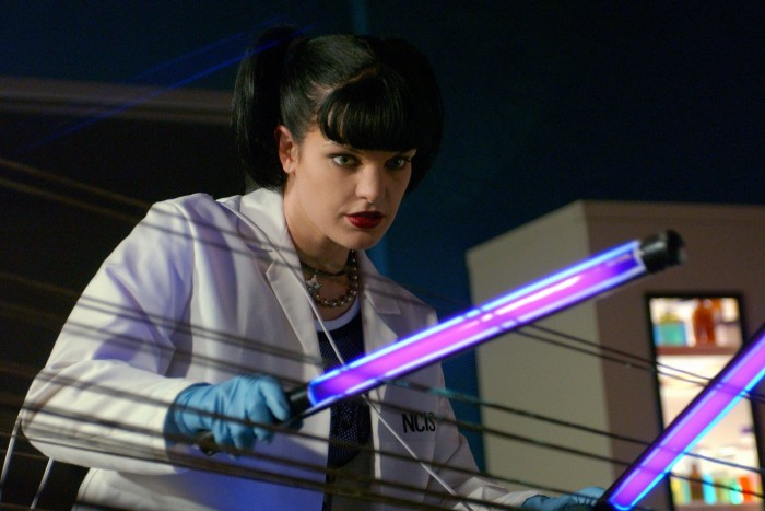 black light scientist