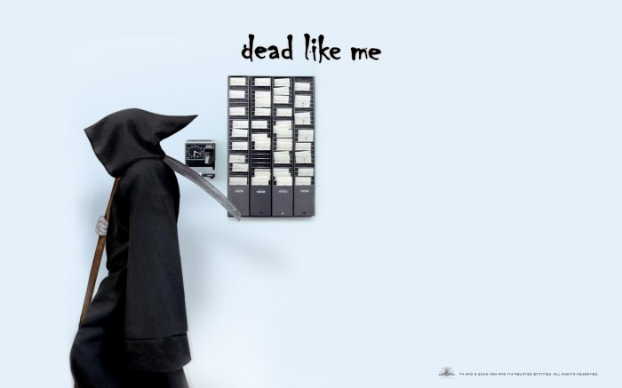dead like me time clock wallpaper