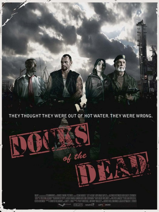 left for dead - docks of the dead