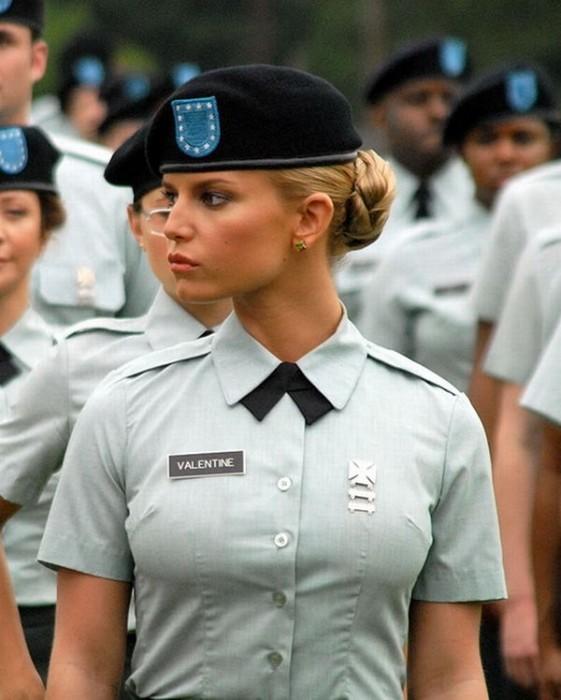sexy valentine soldier