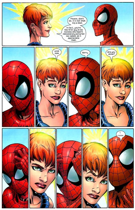 spider man is a pervert 451x700 spider man is a pervert spider man Humor Comic Books